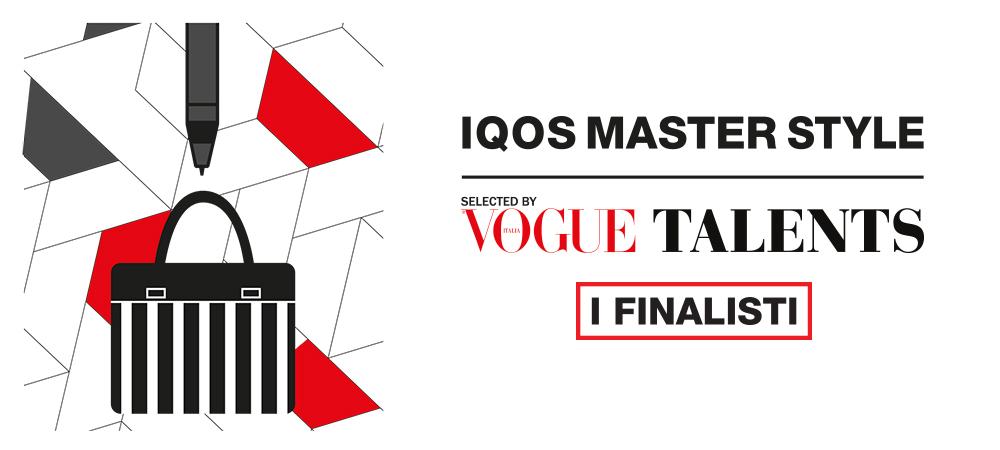 Individuati i finalisti IQOS MASTER STYLE