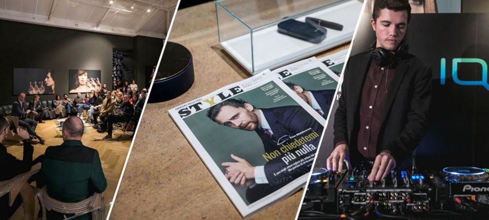 I Game Changer della moda IQOS e Style Magazine