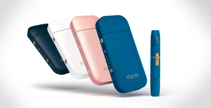 IQOS Pink & Blue edizione limitata