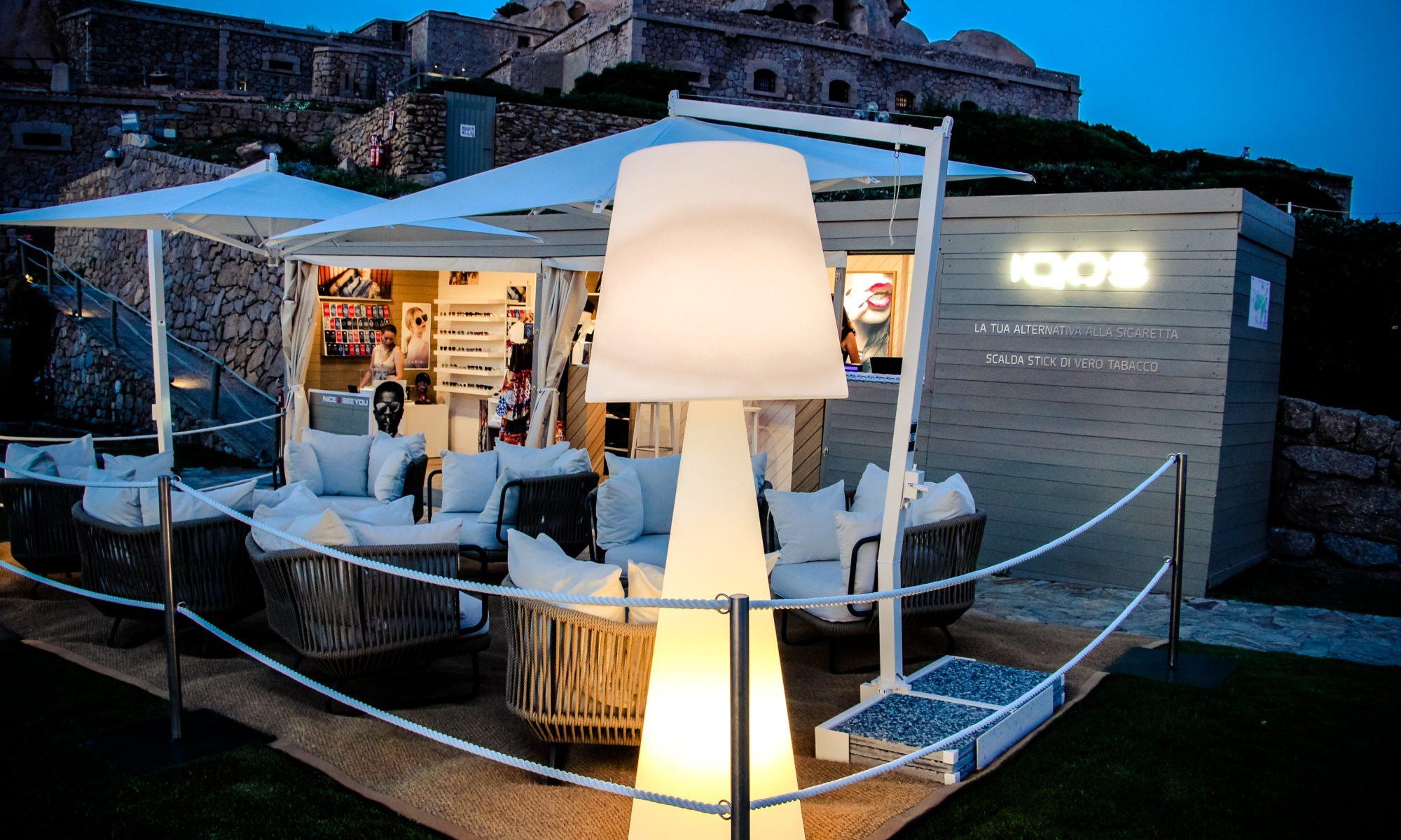 IQOS lounge - Phi Beach