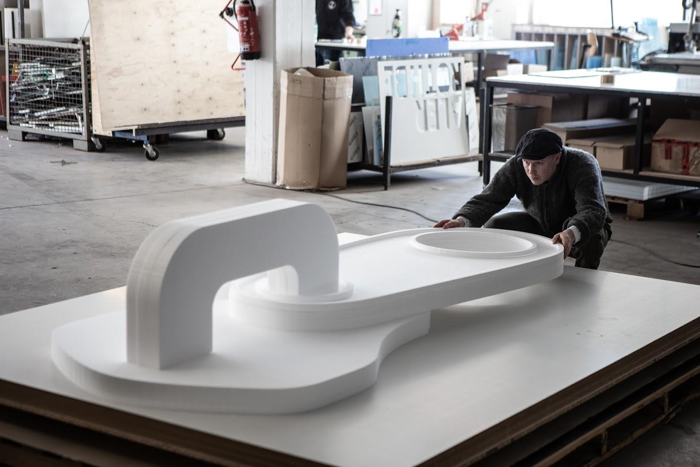 Alex Chinneck installazioni artistiche