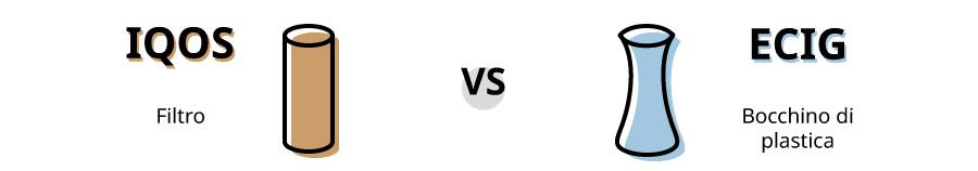 ecig vs iqos esperienza